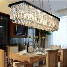 Chandeliers For Dining Room Contemporary Dining Room Chandelier Dining Room Rectangular 2017 Also