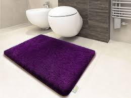 designer bathroom rugs bathroom bath rug sets with white ceramic floor and purple rug
