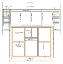 playhouse floor plans plans for 6 x 6 playhouse cottages barns cabins tiny houses
