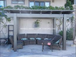 Bunnings Cantilever Umbrella by Patio U0026 Pergola Wonderful Diy Pergola Kits Surprising Patio