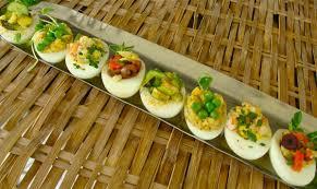 deviled egg serving dish designer deviled eggs after the easter egg hunt homestead