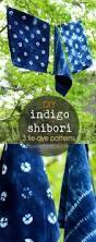 in love with indigo 3 diy indigo tie dye patterns a piece of