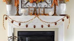 fantastic ideas fall mantle cool fall mantel ideas photos