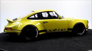 rwb porsche yellow gt spirit porsche 911 930 rwb youtube
