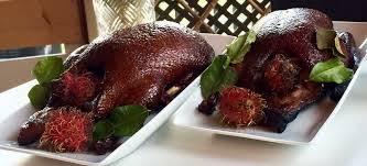 comment cuisiner le canard entier fumoir recette de canard entier fumé à chaud une viande goutteuse