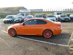 Bmw M3 1989 - m3 e92 is very orange
