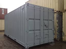 20ft x 8ft purple used shipping container u2014 www