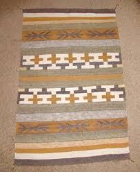 native american navajo hand woven rug teec nos pos klagetoh
