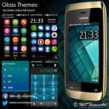 themes for nokia c2 touch and type glass themes for nokia asha full touch asha 311 asha 305 asha 305