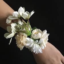 wrist corsage prices 4 colour artificial flower women flowers wrist corsages