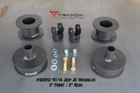 lift kit for 2007 jeep wrangler unlimited traxda traxda leveling and lift kits made in the usa