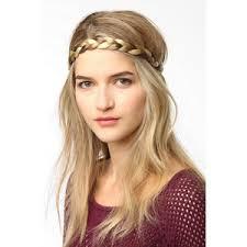 braided headbands hershesons braided headband polyvore