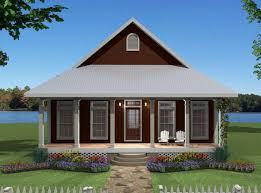 cute little house plan 2569dh country cutie