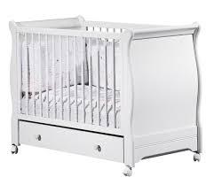 chambre bébé laqué blanc lit bébé évolutif sauthon elodie 140x70 natal market