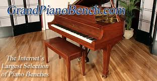Yamaha Piano Bench Adjustable Grand Piano Bench