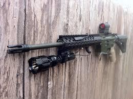 hunting lights for ar 15 selph arms vrl 1 green led hunting light review gun reviews