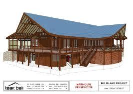 Bali Style Home Design My Future House Pinterest