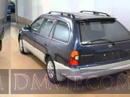 toyota corolla touring wagon 1995 toyota corolla touring wagon g ce100g