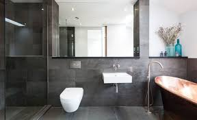 Modern Grey Bathroom Ideas Cool And Sophisticated Designs For Gray Bathrooms