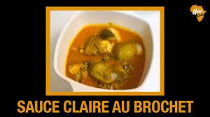 cuisines ivoiriennes recette sauce ivoirienne au brochet africa cook cuisine