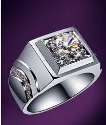 aliexpress buy 2ct brilliant simulate diamond men 2ct brilliant simulate diamond men engagement ring original solid