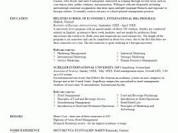 tips for resume format targeted resume template 2015