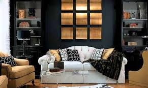 Black And Gold Bedroom Decorating Ideas - Black and gold bedroom designs