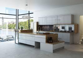 rigid handleless kitchens by bretton park