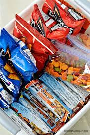 snack basket self serve healthy snacks for kids thirty handmade days