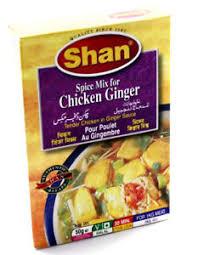 x cuisine shan chicken recipe seasoning mix indian cuisine spice food