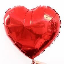 plastic balloons 2018 yun plastic foil balloons heart shaped