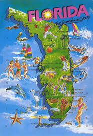 Florida Map Of Cities And Counties Best 20 Florida Map With Cities Ideas On Pinterest Florida Map