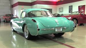 corvette restomods for sale corvette 1956 restomod