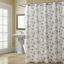 Diy Bathroom Curtains Bathroom Diy Shower Curtains Crate And Barrel Bathroom Crate