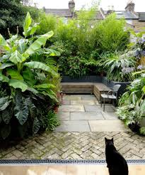 Asian Patio Design by Private Garden Sanctuary Landscape Asian With Small Garden Design
