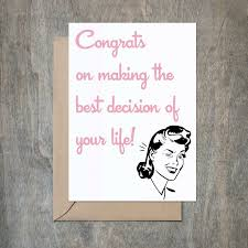 congratulations on your divorce card crimsonandclover crimson and clover studio