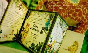 invitation creations llc blog let u0027s go bananas jungle