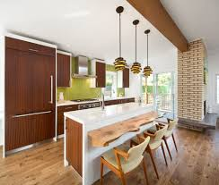mid century modern kitchen remodel ideas mid century kitchen island ideas kitchen island
