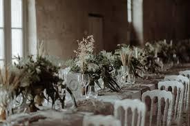 Decoration Florale Mariage Un Mariage Au Château Lily Paloma