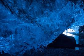 The Crystal Cave Iceland Another World Blue Ice Caves Iceland Discovering New Skies