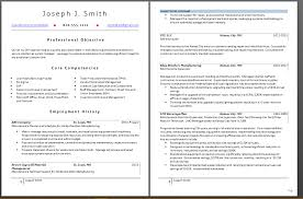 Self Employed Resume Sample Resume Examples Abacus Resumes