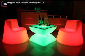 snake led light bar led round outdoor furniture wholesale alibaba led bar table led
