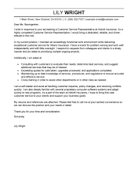 cover letter for call center customer service representative job