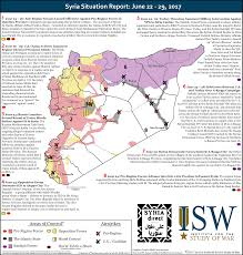 Study Of Maps Isw Blog July 2017