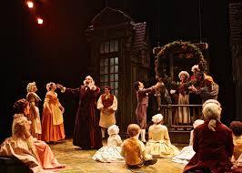 a christmas carol review behind the curtain cincinnati