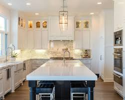 houzz kitchens backsplashes white kitchen backsplash ideas houzz