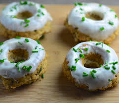 thanksgiving vegetarian recipes savory baked herbed donuts