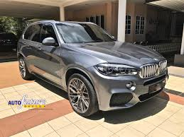 kereta bmw x5 shipped out sarawak based bmw x5 xdrive40e equipped with