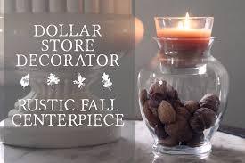 dollar store hack fall centerpiece amy allender dot com rustic