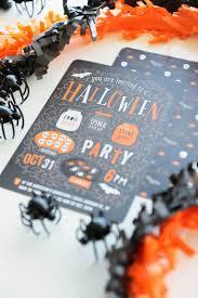 Halloween Card Invitation 205 Best Halloween Images On Pinterest Wedding Parties Holidays